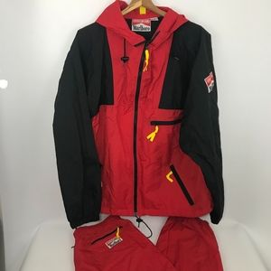 ⭐️Just In ⭐️ Marlboro Jacket Windbreaker Windsuit
